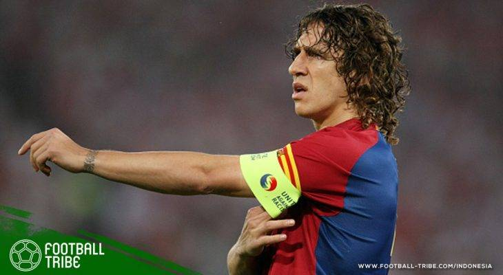 Carles Puyol dan Karismanya yang Terlalu Sulit Dilupakan Barcelona