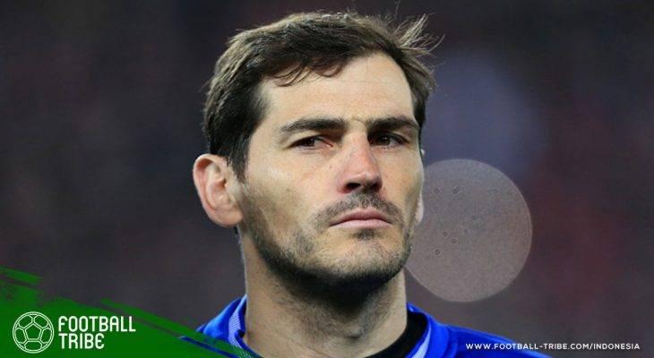 Iker Casillas, Anggota Terbaru dalam Rekor 1000 Laga di Karier Profesional