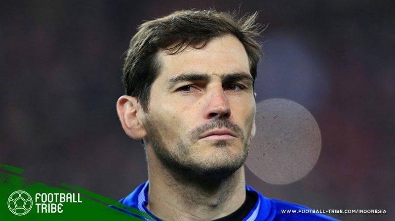 Perjalanan karier Casillas