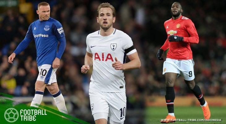 Para Penyerang Aktif yang Telah Mencetak 100 Gol Di Liga Inggris