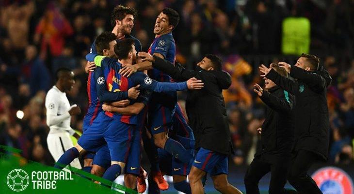 Enam Comeback Terbaik di Liga Champions, Akankah Ada yang Terjadi Minggu Ini?