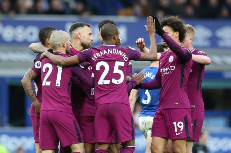 tiga poin lagi untuk Manchester City