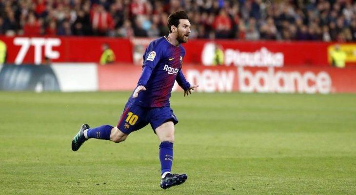 Baru Masuk di Babak Kedua, Messi Jaga Rekor Tak Terkalahkan Barcelona di Kandang Sevilla