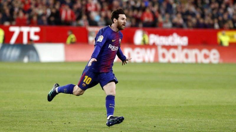 Rekor tak terkalahkan Barcelona