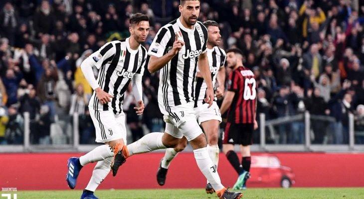 Kalahkan Milan, Juventus Kembali Menjauh dari Kejaran Napoli