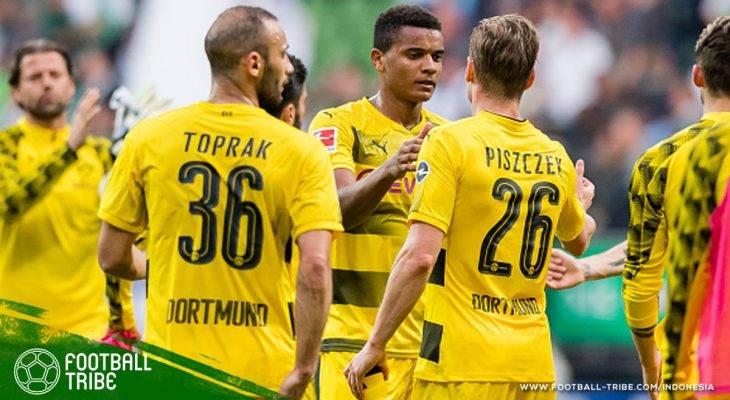 Ditahan Imbang Bremen, Borussia Dortmund Belum Pasti ke Liga Champions Musim Depan