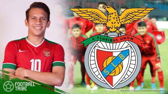 Egy akan dipinjamkan ke Benfica