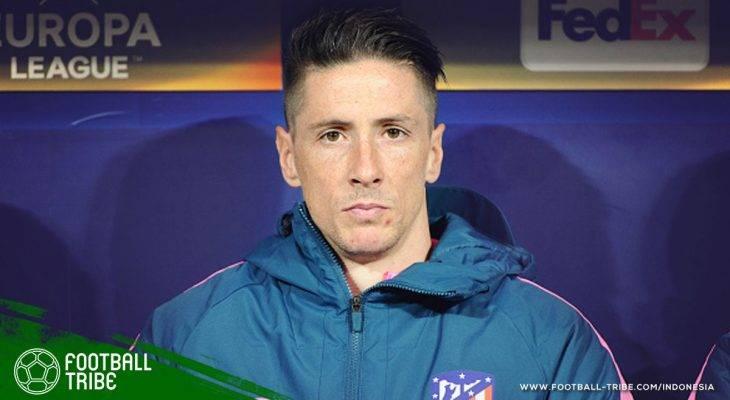 Fernando Torres, Ketika yang Tertajam Kelima Mengucap Sampai Jumpa