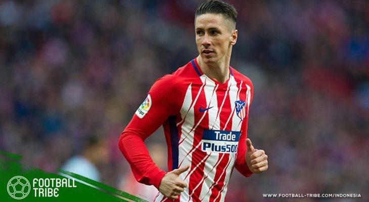 Situs Resmi J.League Membocorkan Kabar Bergabungnya Fernando Torres ke Sagan Tosu