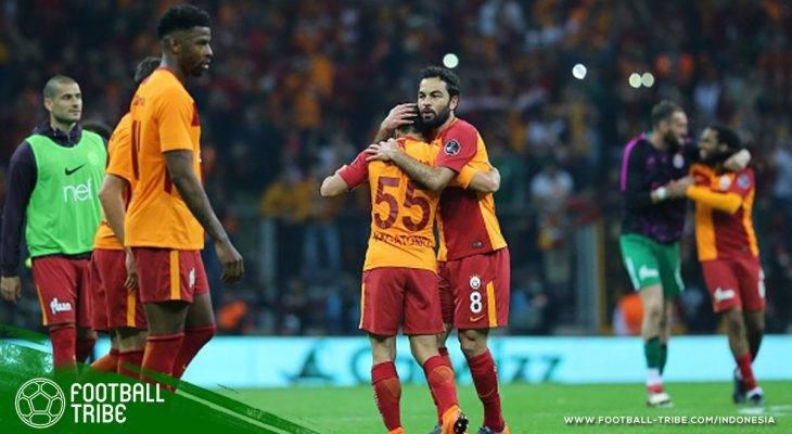 Ketatnya Liga Turki: Empat Klub Masih Berpeluang Menjadi Juara