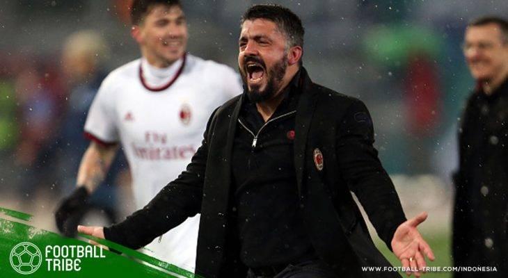 Perpanjang Kontrak hingga 2021, Gennaro Gattuso Siap Kembalikan Kejayaan AC Milan