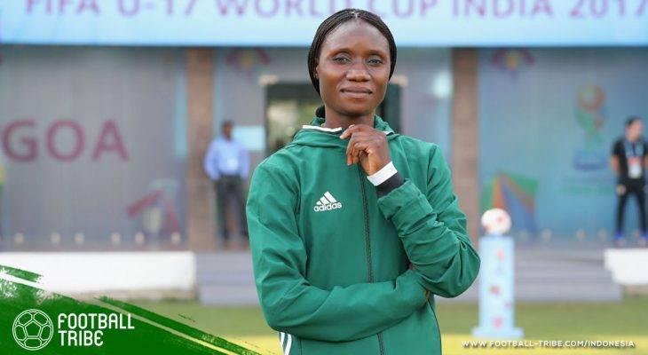 Gladys Lengwe, Berawal dari Iseng hingga Menjadi Wasit Perempuan Terbaik