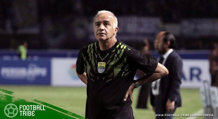 Simpang Siur Masa Depan Mario Gomez di Persib Bandung