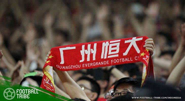 Guangzhou Evergrande Hukum Pemainnya yang Terlibat Perkelahian