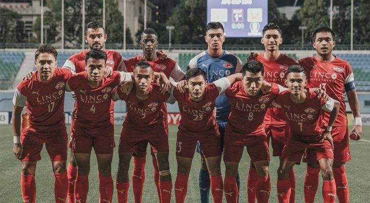 Home United: Klub yang Berakar dari Instansi Kepolisian, Calon Lawan Persija Jakarta di Piala AFC 2018