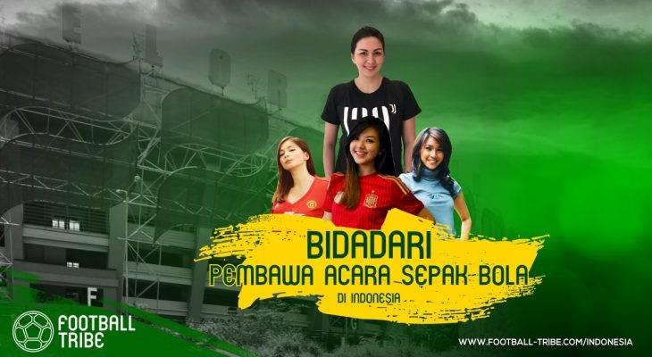 Tujuh Perempuan Ikonik yang Jadi Pembawa Acara Sepak Bola di Indonesia