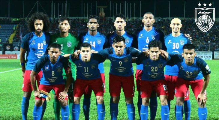 Profesionalitas Johor Darul Ta'zim yang Jadikan Mereka sebagai Klub Dominan di Malaysia