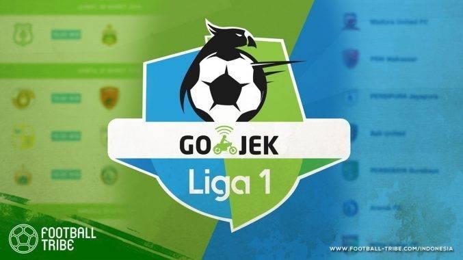 Klasemen dan Jadwal Go-Jek Liga 1 2018 Pekan 6