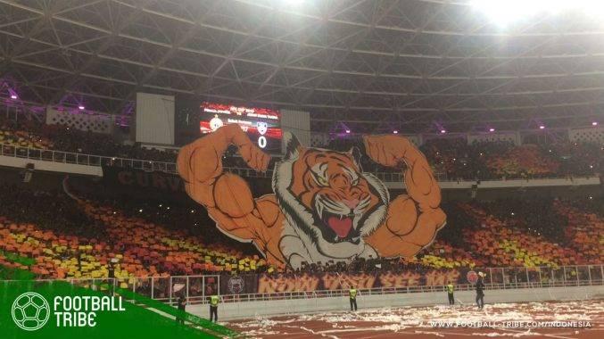 Stadion Pakansari akan Jadi Markas Persija Jakarta di Go-Jek Liga 1 2018