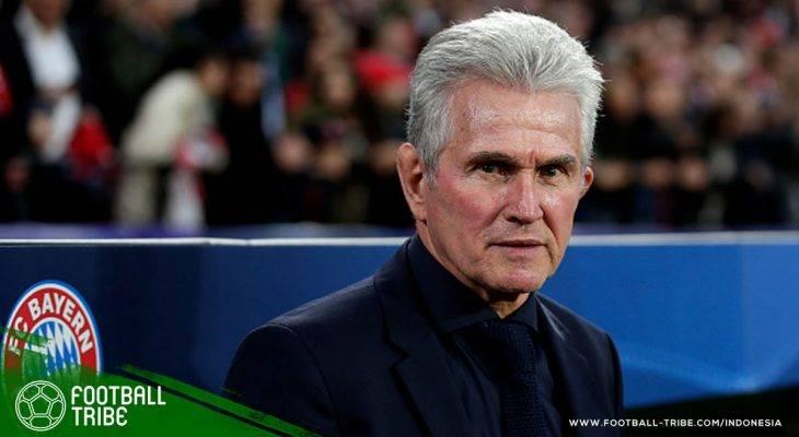 Jupp Heynckes Jadi Pelatih Pertama yang Menang 12 Kali Beruntun di Liga Champions