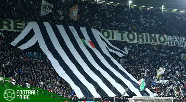 Sebelas Hitam-Putih Terbaik dalam Sejarah Panjang Juventus