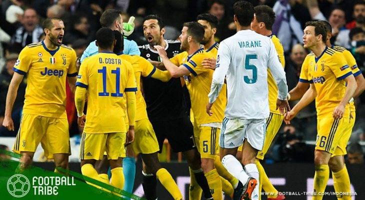 Tribe Rating: Penalti Kontroversial Rusak Permainan Sempurna Juventus