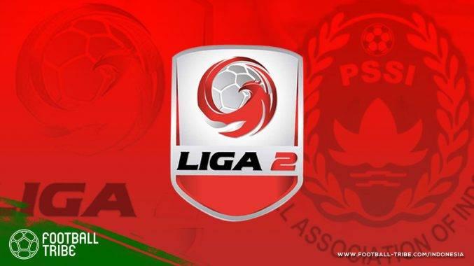 Titik Terang Penyelenggaraan Liga 2 2018