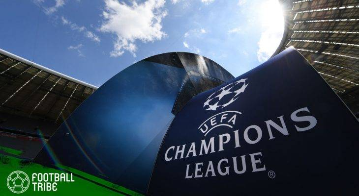 Para Alumnus Liga Champions di Liga Indonesia