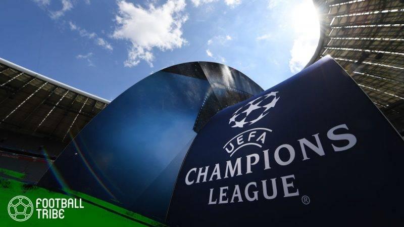 babak semifinal Liga Champions