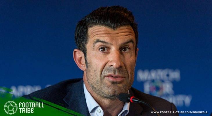 Harapan Luis Figo Terhadap Portugal di Piala Dunia 2018