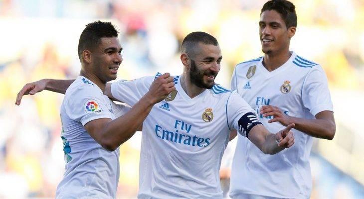 Kandaskan Las Palmas, Real Madrid Selalu Menang di Bulan Maret