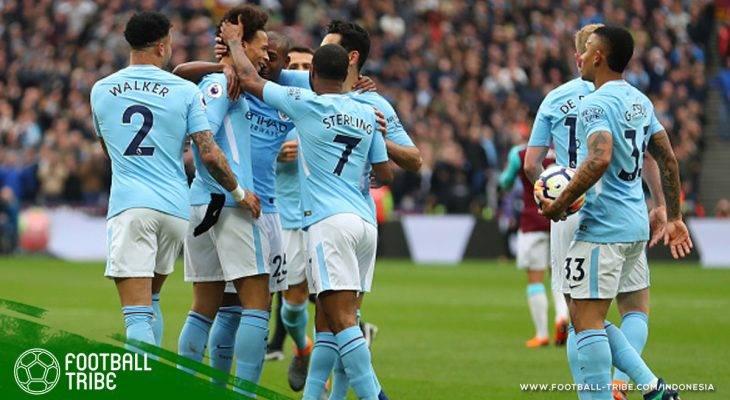 Tribe Rating: Manchester City yang Tidak Berhenti Ciptakan Rekor