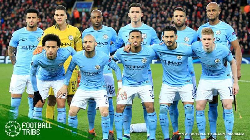 Manchester City akan kalah dengan skor telak kejayaan City di Liga Primer Inggris