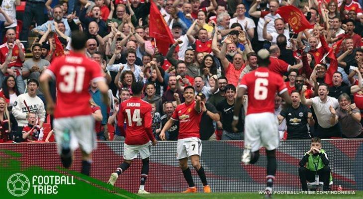 Tribe Rating: Selangkah Lagi Manchester United Dapat Meraih Piala FA