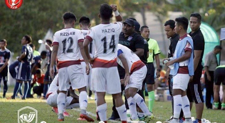 Rekor Unik di Malaysia: Sebuah Tim Berlaga dengan Hanya Diperkuat Delapan Orang Pemain!