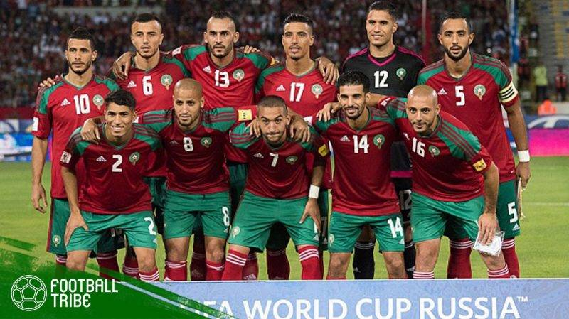 Maroko untuk menunda perilisan jersey