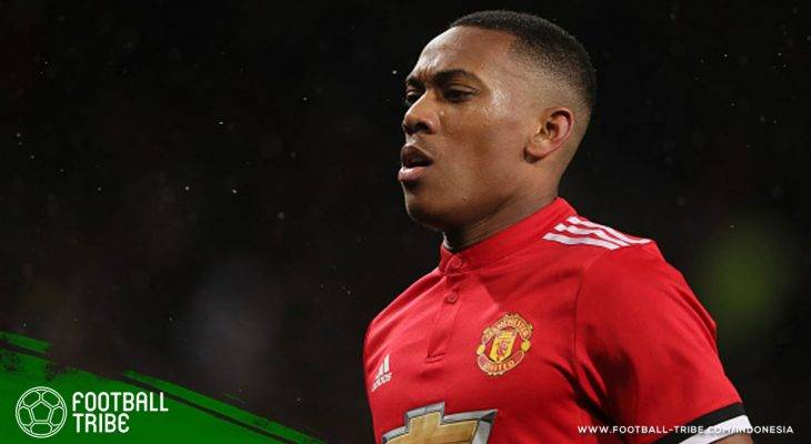 Anthony Martial, 'Senjata' Manchester United di Bursa Transfer Musim Panas