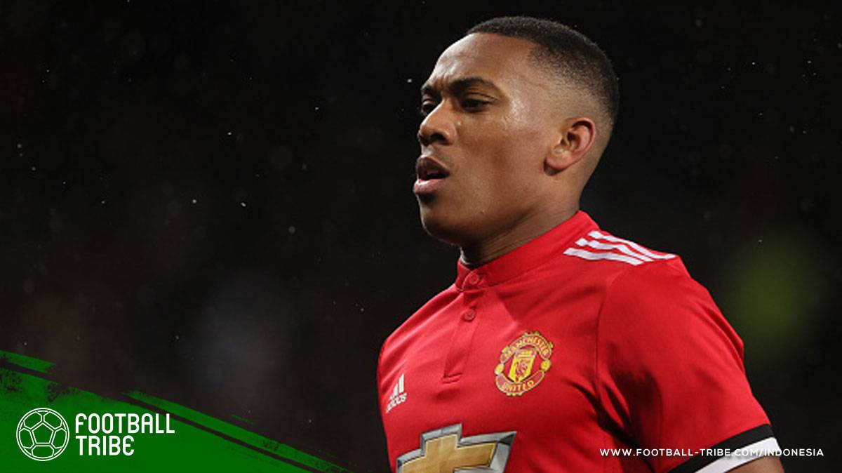 Anthony Martial Senjata Manchester United Di Bursa