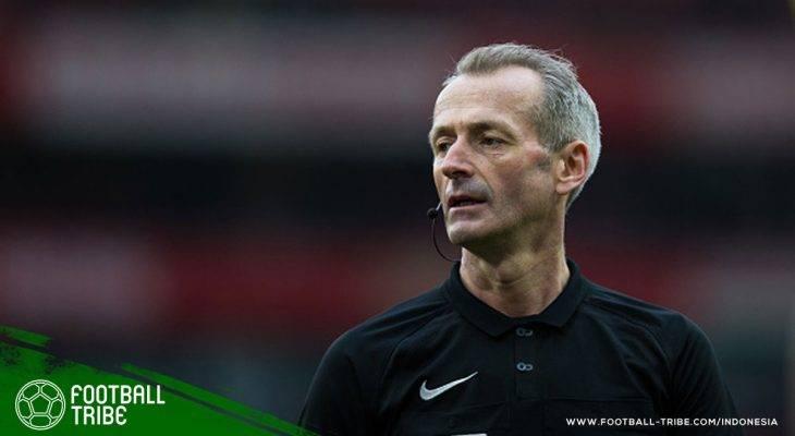 Penunjukan Martin Atkinson sebagai Wasit Derby Manchester yang Mesti Disyukuri Pihak United