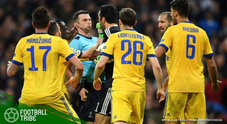 UEFA Kutuk Teror yang Dilancarkan kepada Michael Oliver dan Sang Istri