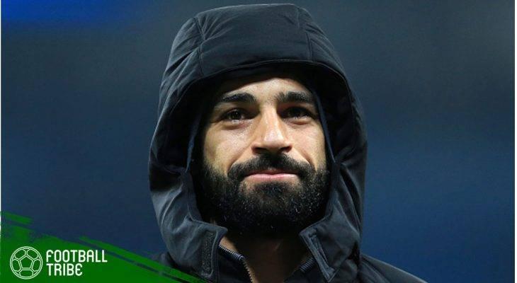 Kembalinya Mohamed Salah ke Olimpico yang Tak Diinginkan Pendukung AS Roma