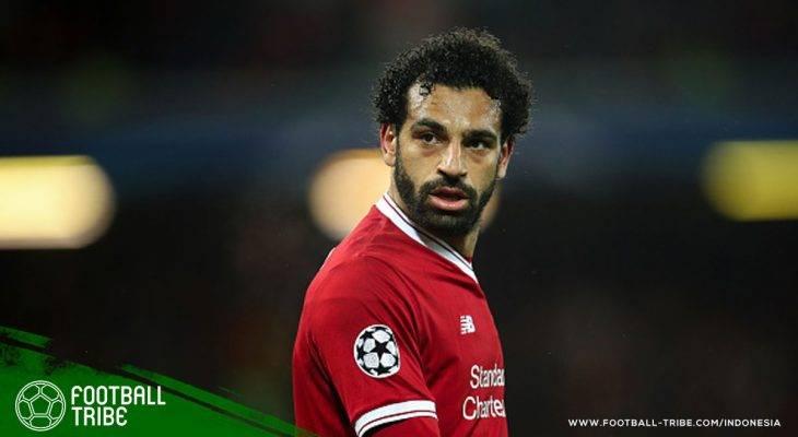 Sudah Saatnya Mohamed Salah Mendapat Ballon d'Or?