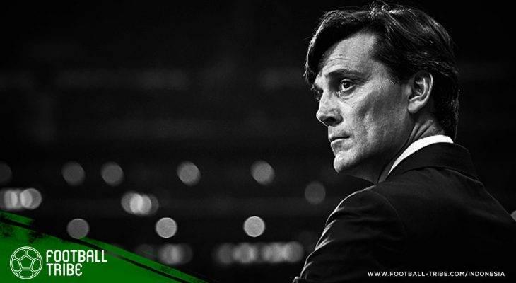 Karier Vincenzo Montella di 2017/2018: Dipecat Dua Kali dalam Satu Musim