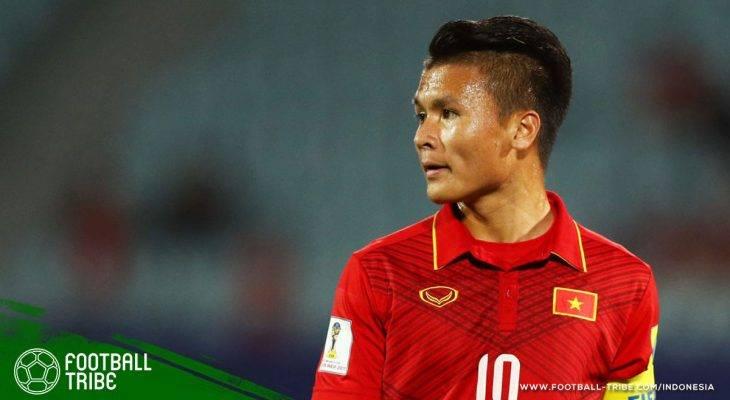 Wonderkid Vietnam, Nguyen Quang Hai, Masuk Daftar Pemain-Pemain Paling Berpengaruh di Dunia
