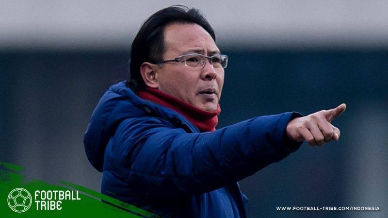 Ong Kim Swee juru pelatih Timnas U-23 Malaysia