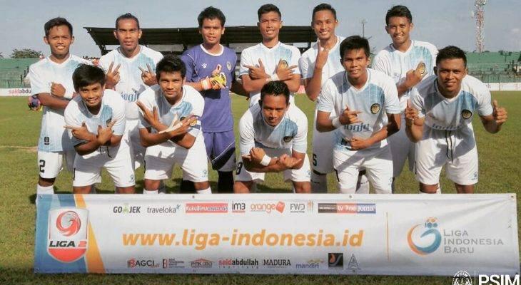 Langkah Gontai PSIM Yogyakarta di Awal Pagelaran Liga 2