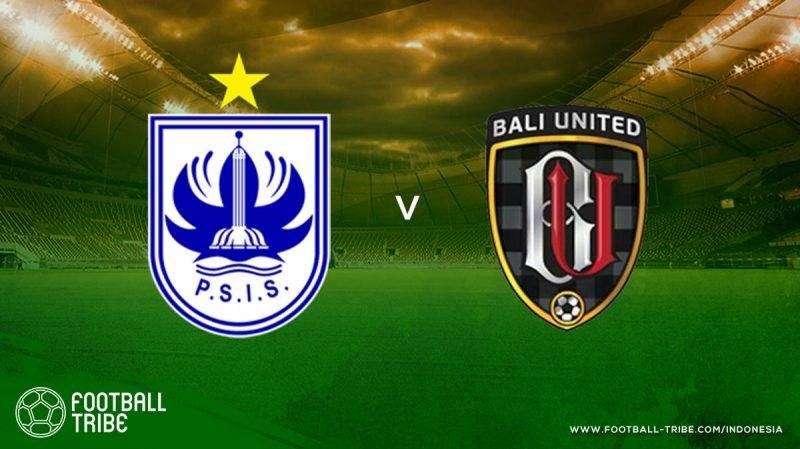 Laskar Mahesa Jenar akhirnya membawa pulang satu angka Bali United kembali bertemu