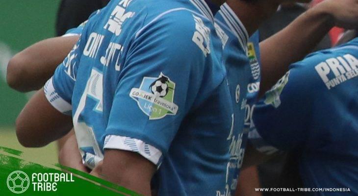 Patch di Jersey Peserta Liga 1 2018, Keanehan Terbaru di Sepak Bola Indonesia