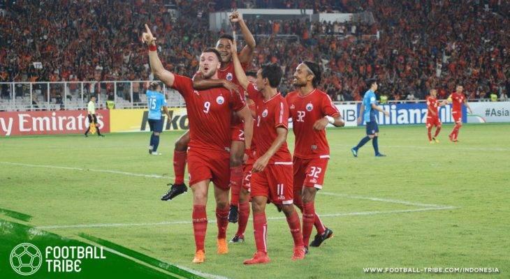 Jalan Panjang nan Berliku Persija di Fase Gugur Piala AFC