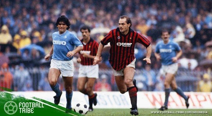 Dukungan untuk Ray Wilkins, Legenda Ikonik AC Milan yang Menjembatani Dua Era